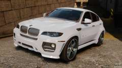 BMW X6 Hamann Evo22 no Carbon