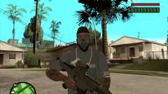 End Of Days: XM8 (HD) para GTA San Andreas