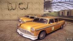 Cabbie HD para GTA San Andreas