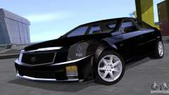 Cadillac CTS-V para GTA San Andreas