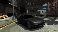 Mazda RX7 1995 Black [EPM]