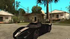 Ferrari FXX 2005 para GTA San Andreas