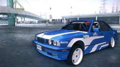 BMW E34 Drift para GTA San Andreas