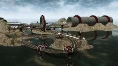 Stunt Speedway Park para GTA 4