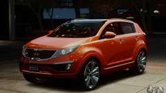 Kia Sportage 2010 Stock Final para GTA 4