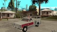 Chevrolet Silverado - utility para GTA San Andreas