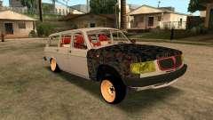 Volga GAZ 310221 para GTA San Andreas