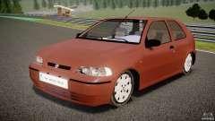Fiat Palio 1.6 para GTA 4