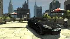 Aston Martin DBS v1.1 teñido para GTA 4
