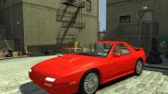 Mazda RX-7 1990 FC3s para GTA 4