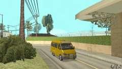 Gaz 2705 Minibus