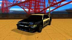 Sultan SFPD para GTA San Andreas