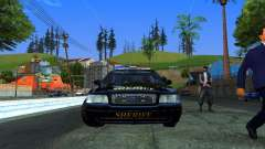 Ford Crown Victoria Erie County Sheriffs Office para GTA San Andreas