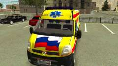 Renault Master rápido Samara para GTA San Andreas