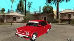 Coupe de 2 puertas VAZ 2101