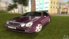 Mercedes E-class E500 para GTA Vice City
