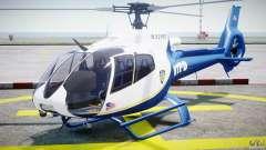 Eurocopter EC 130 NYPD para GTA 4