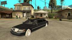 Lincoln Towncar limo 2003 para GTA San Andreas