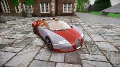 Bugatti Veyron Grand Sport [EPM] 2009
