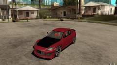 Mazda RX-8 Time Attack JDM para GTA San Andreas