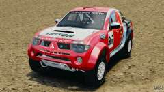 Mitsubishi L200 Triton para GTA 4