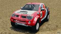 Mitsubishi L200 Triton