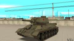 Tanque T-34-85