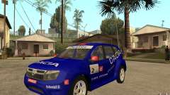 Dacia Duster Rally para GTA San Andreas