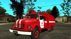 ZIL 131 fuego