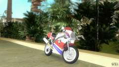 Yamaha FZR 750 original plain para GTA Vice City
