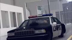 New Police LSPD para GTA San Andreas