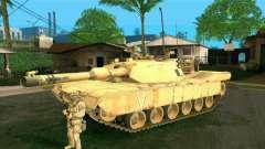M1A2 Abrams de COD4: MW para GTA San Andreas