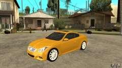 Infiniti G37 Coupe Sport