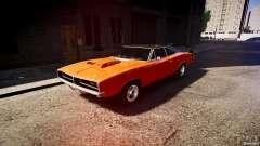 Deportivo Dodge cargador RT 1969 tun v1.1