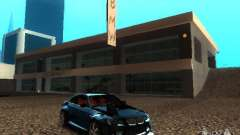 Concesionario BMW en San Fierro para GTA San Andreas