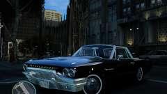 Ford ThunderBird 1964 para GTA 4