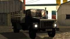 GAZ 3309 Plana para GTA San Andreas