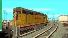 Locomotora SD 40 Union Pacific