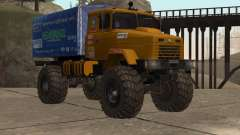KRAZ Monster para GTA San Andreas