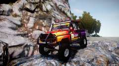 UAZ Hunter juicio v1.0