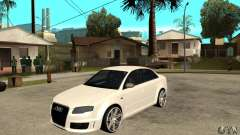 Audi RS4 2006 v2 para GTA San Andreas