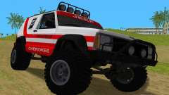 Jeep Cherokee 1984 Sandking