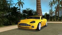 Aston Martin V12 Vanquish 6.0 i V12 48V v2.0 para GTA Vice City