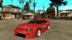 Toyota Supra Chargespeed para GTA San Andreas