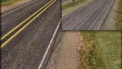 Carretera de calidad en el LS para GTA San Andreas