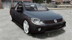 Volkswagen Saveiro Cross Edit para GTA 4