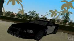 Saleen S281 Barricade 2007 para GTA Vice City