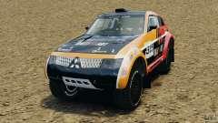 Mitsubishi Pajero Evolution MPR11 para GTA 4