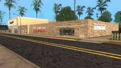 Nuevos caminos en la calle Grove para GTA San Andreas