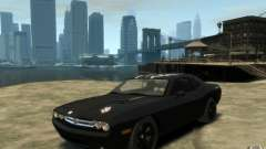 Dodge Challenger Concept Slipknot Edition para GTA 4